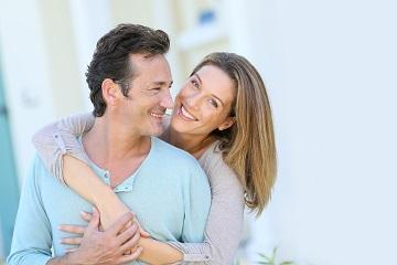 Couple Smiling | Cosmetic Dentist Carlton OR