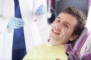 Man at Dentist | Extractions Carlton OR
