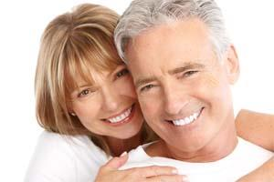 Older Couple | Tooth Extraction Carlton OR