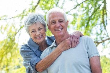 Older Couple | General Dentistry Carlton OR