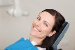 Woman at Dentist | Carlton OR Emergency Dentistry