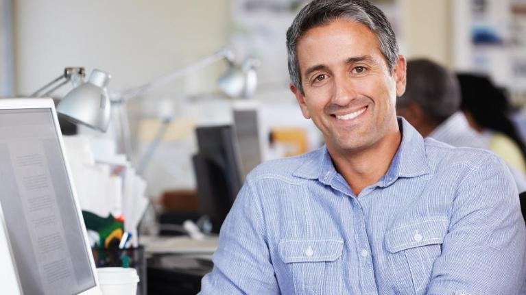 Man | Dental Crowns Carlton OR