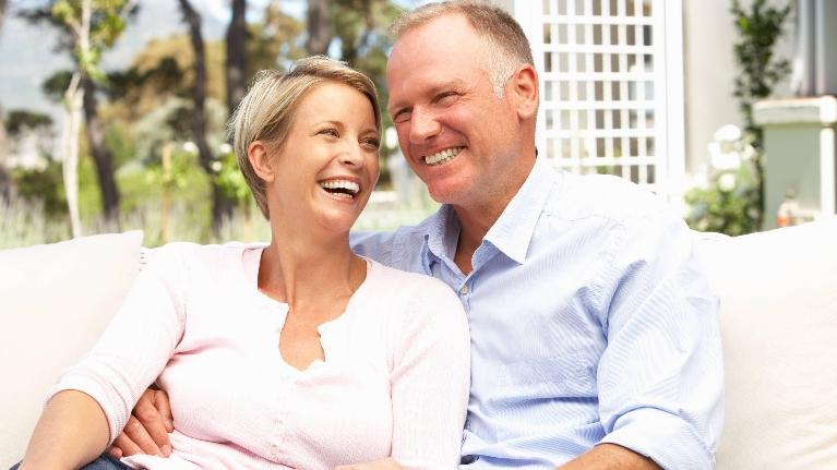 Couple | Dental Implants Yamhill County